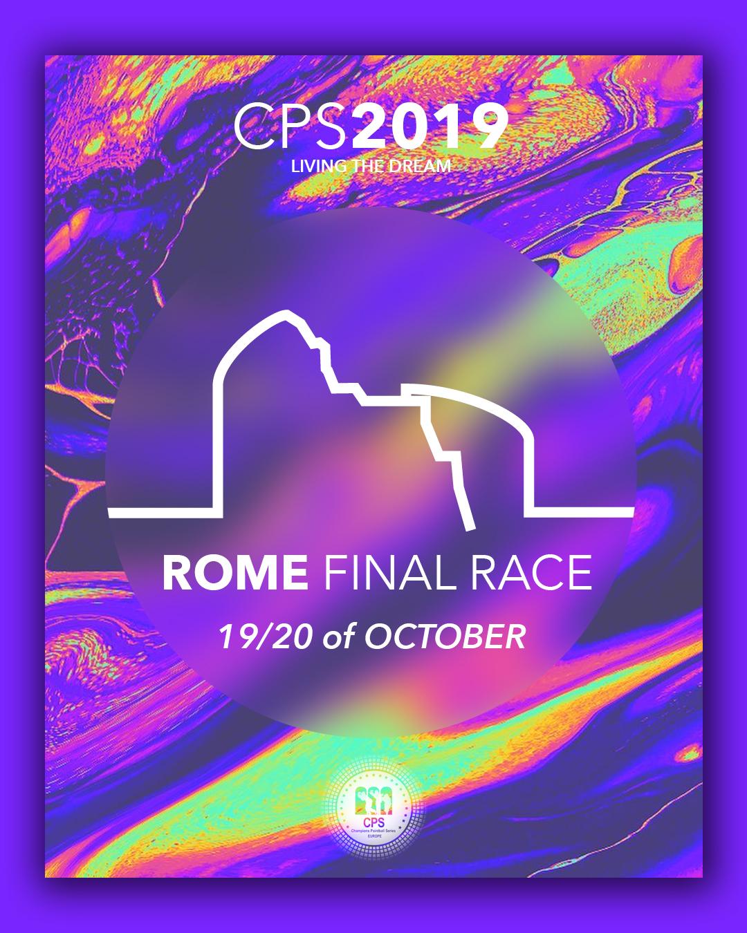 rome final race